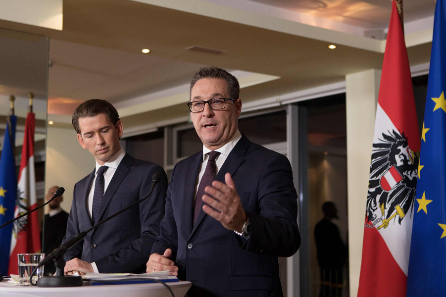 Вице-канцлер Австрии хочет, чтобы ЕС отменил санкции