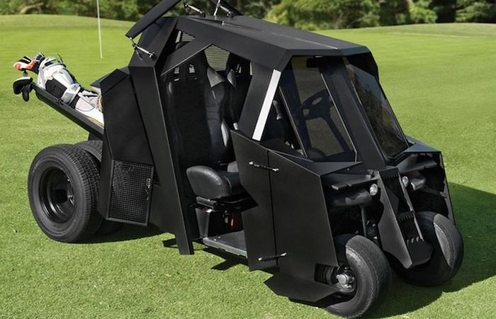 Безумно дорогая игрушка: автомобильчик «Gotham Golf Cart».