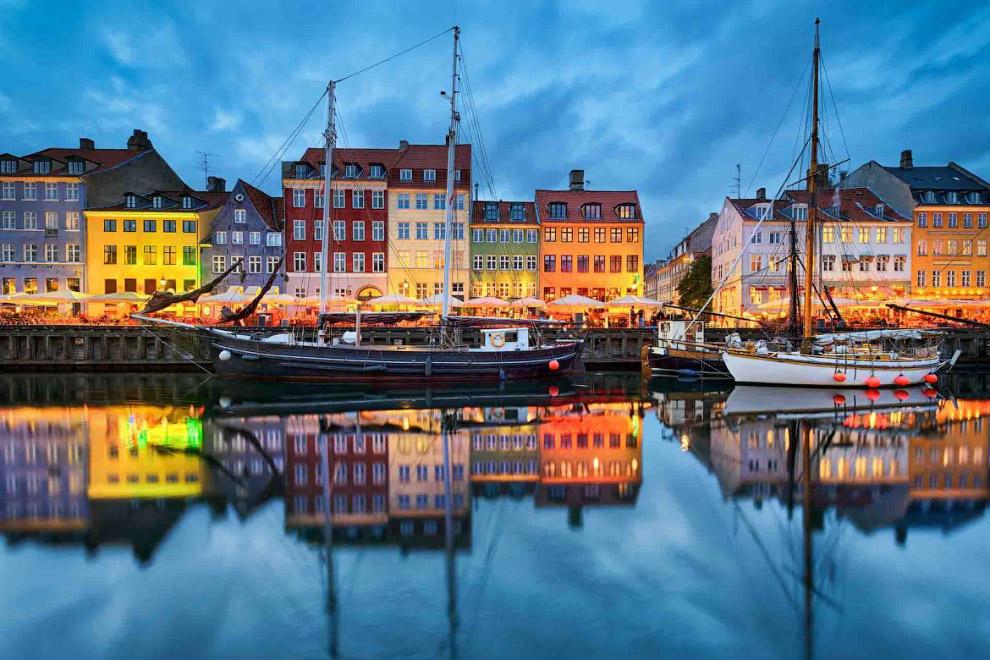 Копенгаген (Дания)