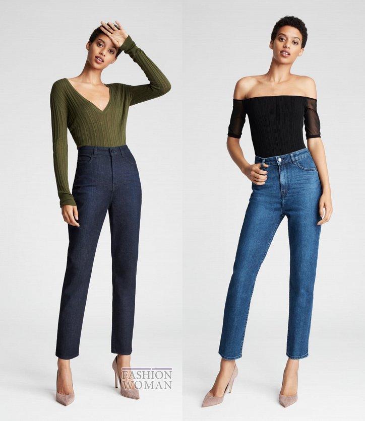 Модные джинсы весна-лето 2019 фото №26