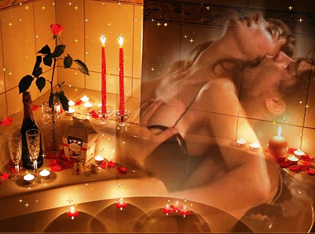 Маме, картинки романтической ночи мужчине