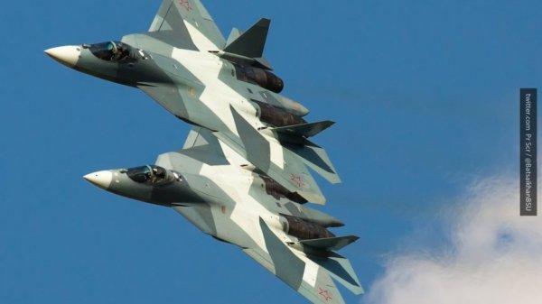 Истребитель Т-50 «ПАК ФА» в …