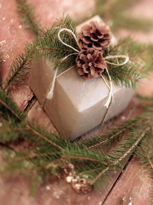 30 идей упаковки новогодних подарков