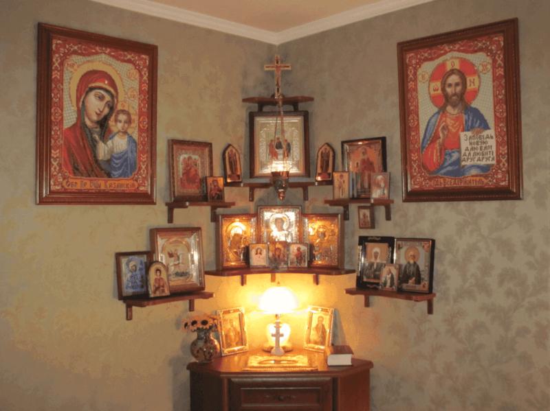 Иконы в доме: Как выбрать и куда поставить