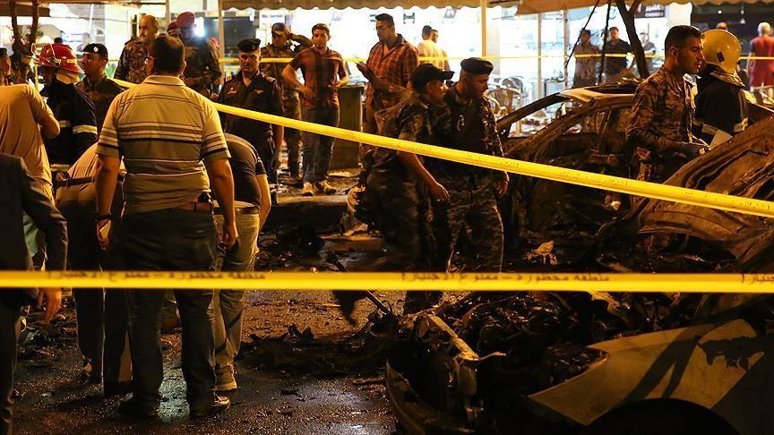 В Багдаде у штаб-квартиры коммунистов прогремел взрыв