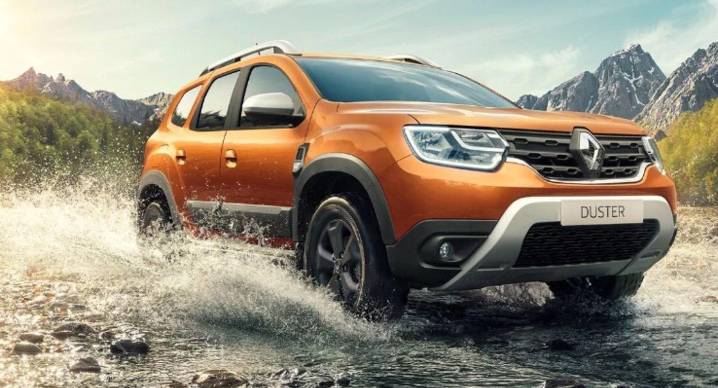 В Сети рассказали о плюсах обновленного Renault Duster Автомобили