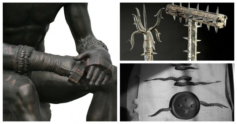 10 удивительно опасных видов древнего оружия, о которых вы не знали