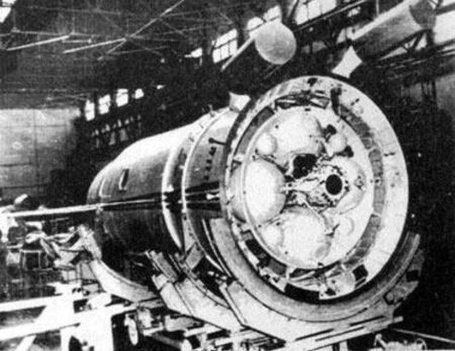 Военные космические корабли «Союз». Программа «Звезда»