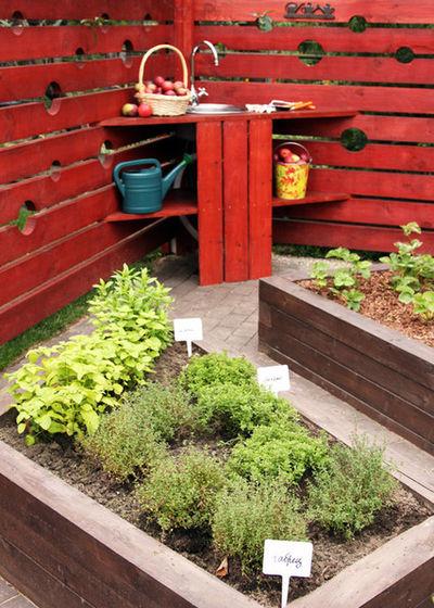 Современный Сад by Ландшафтное Искусство