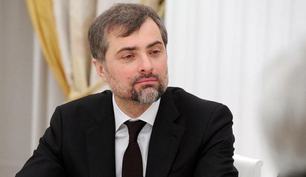 Почему Зеленский считает Суркова врагом Украины «Богдан»,Зеленский,Политика,Украина,Сурков