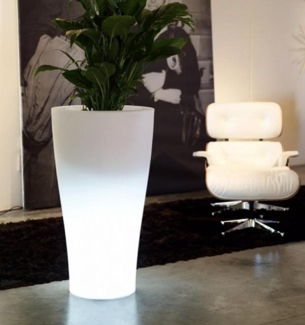 напольная ваза светильник