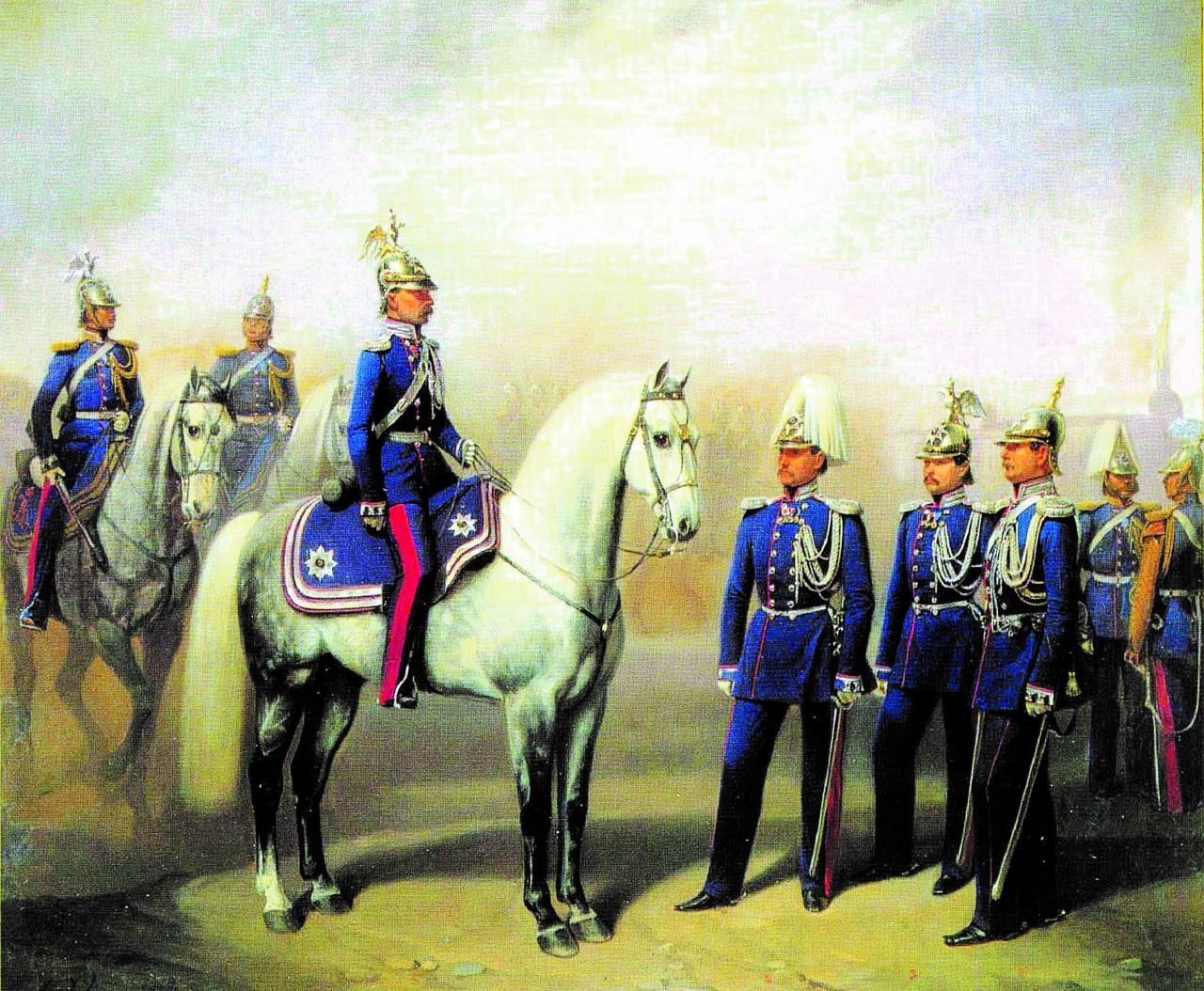 Как на Руси охраняли царей Дальние дали
