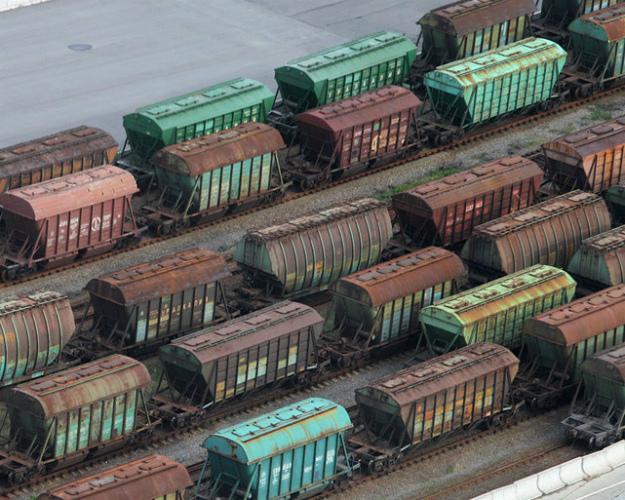 Первая партия российской пшеницы прибыла в Китай