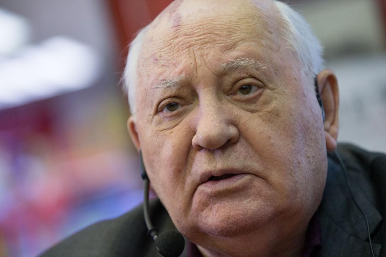 """Горбачев рассказал про свой первый """"серьезный разговор"""" с Бушем-старшим"""