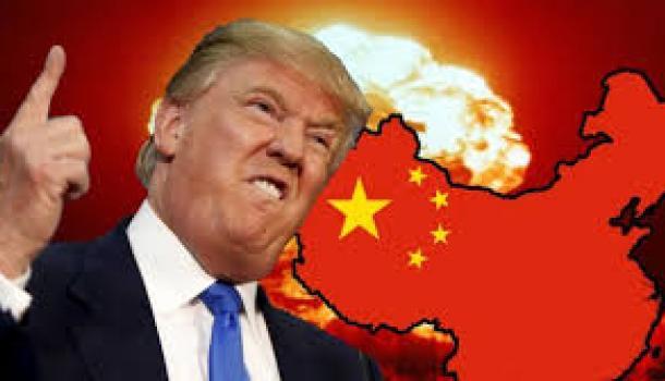 Трамп обвинил Китай в возможном срыве переговоров с Ким Чен Ыном