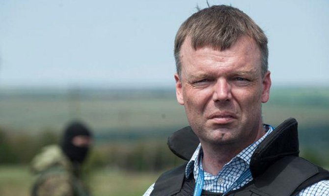Хуг: Уровень напряжённости в Донбассе с каждой неделей всё больше и больше ухудшается
