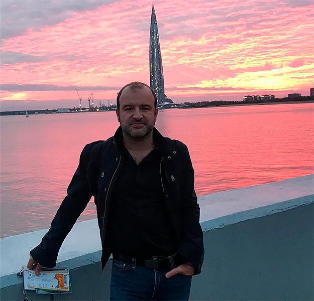 Топовый итальянский журналист влюбился в Питер, как в женщину
