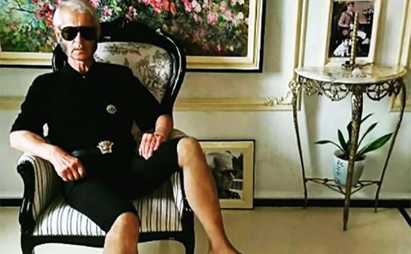 Самый модный пенсионер Хабаровска стал новой иконой стиля Инстаграма