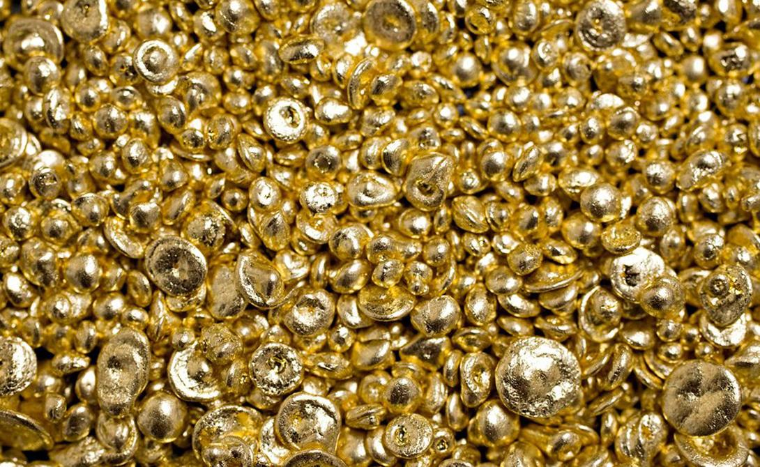 Чего вы наверняка ещё не знаете о золоте