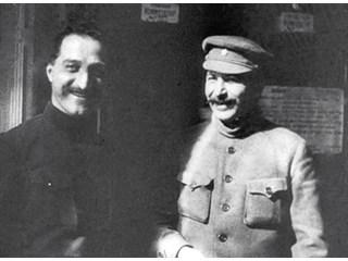 Сталин и калифорнийское золото