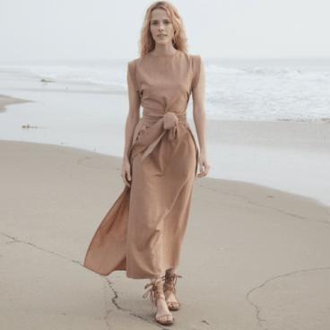 Платье «Фэнтези» без боковых швов: выкройка летнего платья крой и шитьё,одежда,своими руками,сделай сам