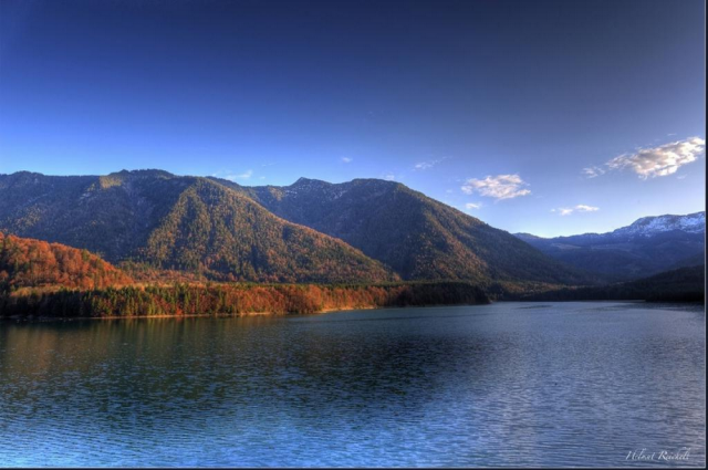 Озеро Сильвенштайн