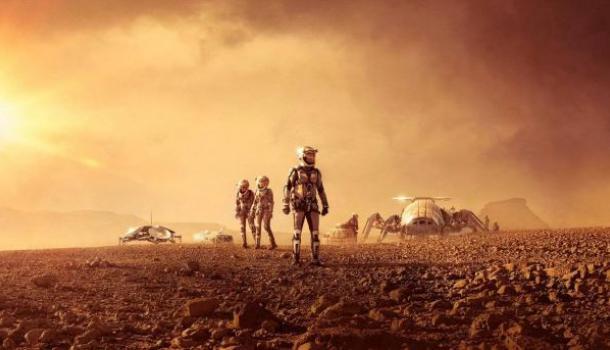 Заодно решим вопрос мигрантов: В США подготовили проект поселения на Марсе на 10 тыс. человек