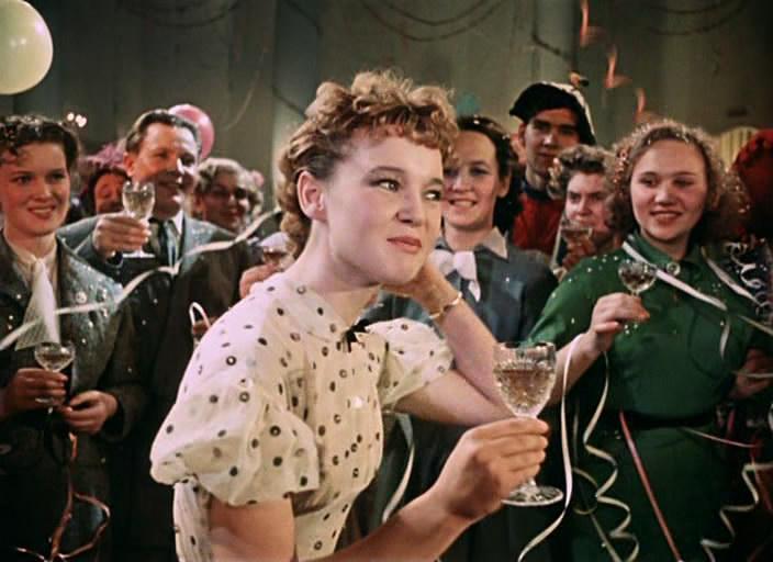 карнавальная ночь картинки из фильма