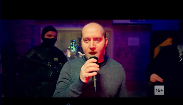 «Музыка нас связала» - Бурунов и Кравц