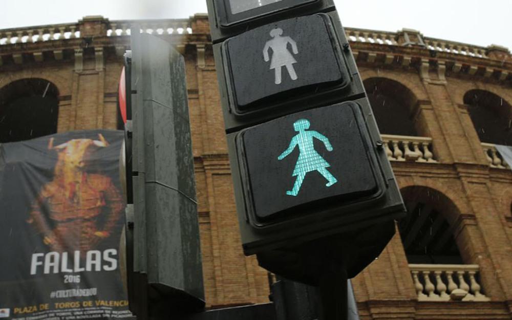 Женский светофор - зачем?