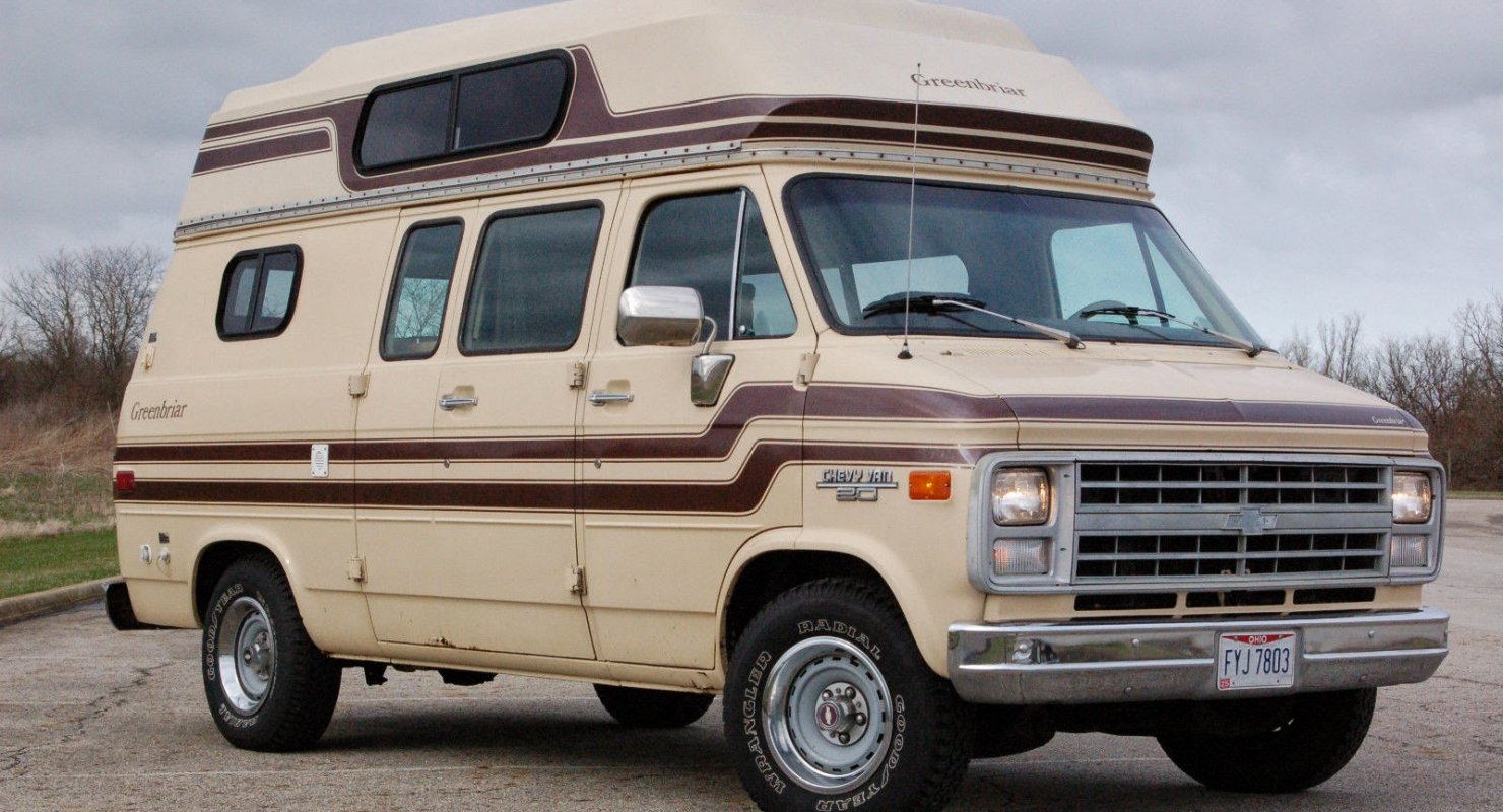 Как в Америке перестраивают небольшие фургоны в дома на колёсах Автомобили