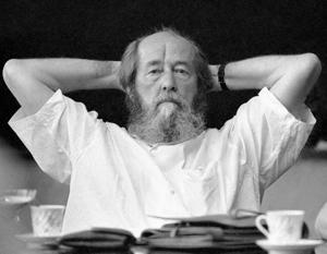 Зачем нам нужен памятник Солженицыну
