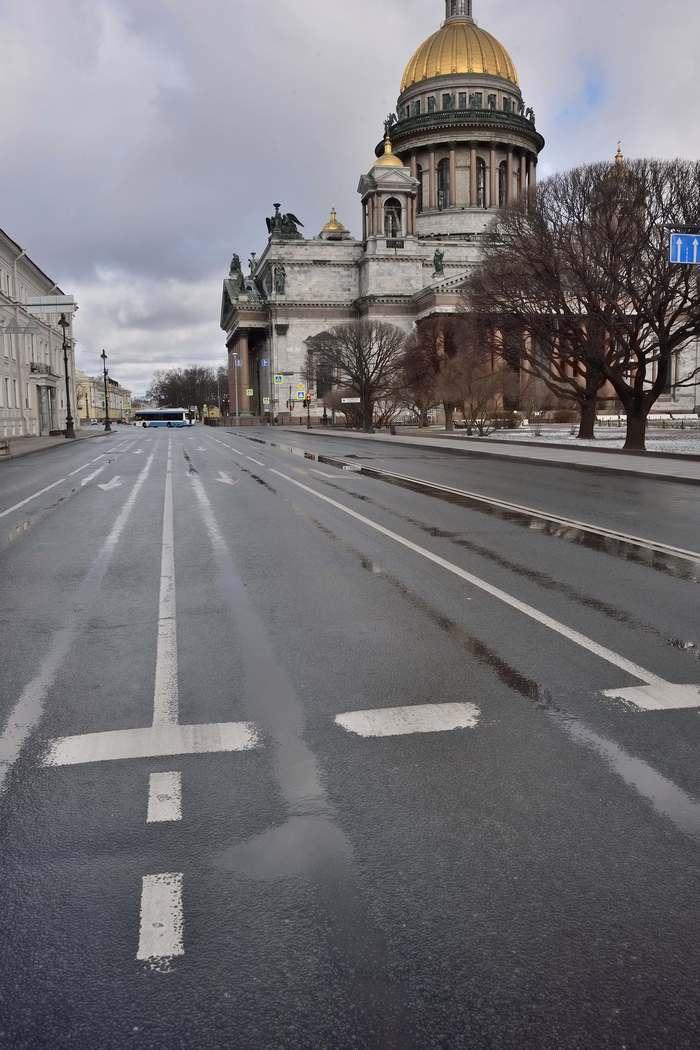 Пожалуйста, не надо закрывать Петербург.