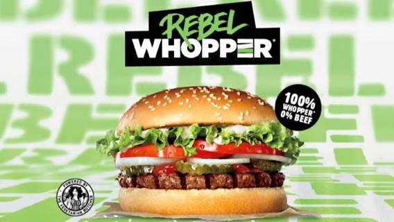 Unilever расширила партнерство с Burger King, запустив в продажу бургер ИноСМИ