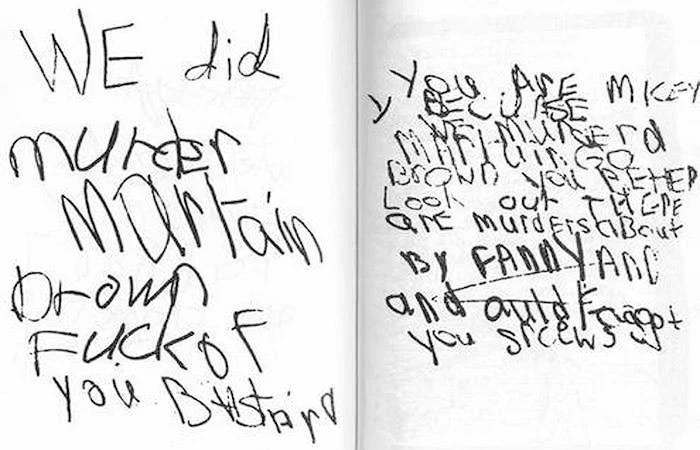 Жуткие истории о детях-убийцах