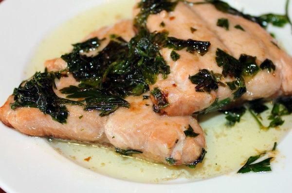 Как вкусно пожарить рыбу за 15 минут