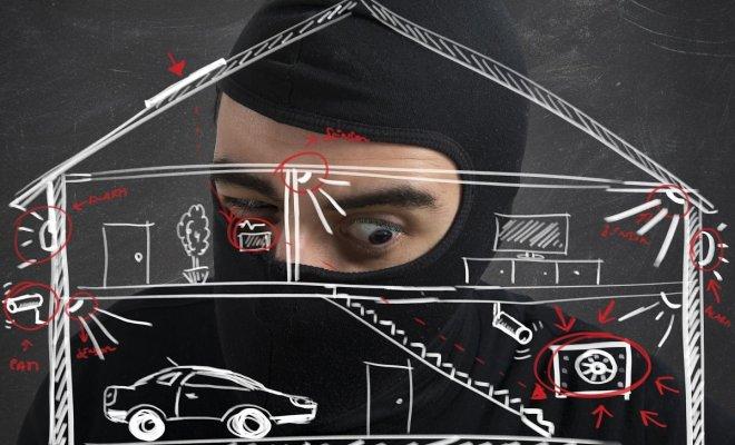 : Защита дома от грабителей