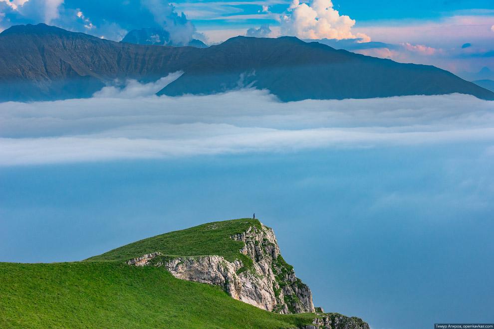 столовая гора в ингушетии фото последнее время