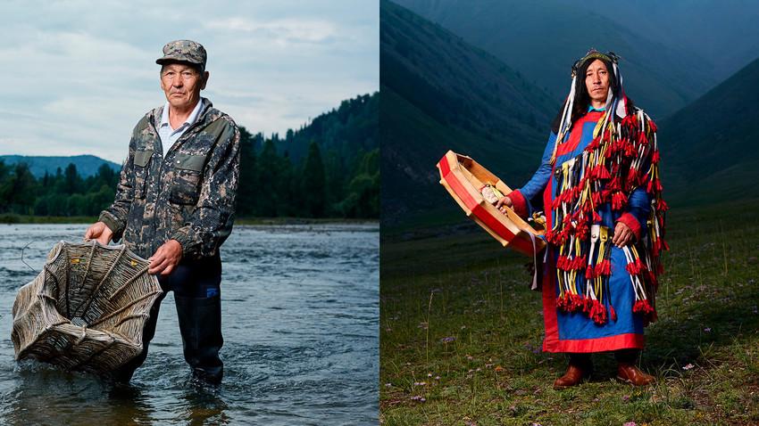очень красивые, фото коренных жителей тайги всю