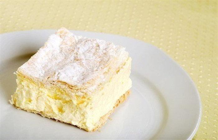 Творожный пирог — нежный, просто тает во рту!