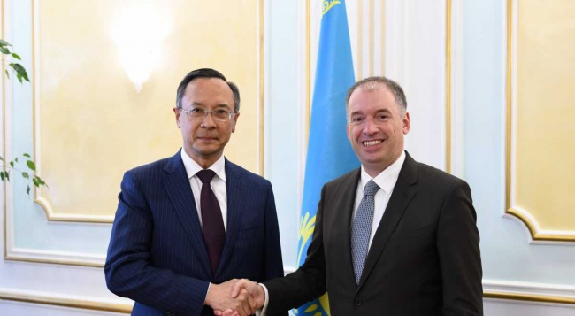 Товарооборот между Казахстаном иГерманией составил $4,9 млрд