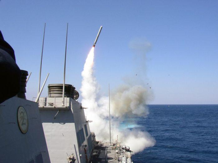 Что скрывает ложь и ракетные удары по Сирии