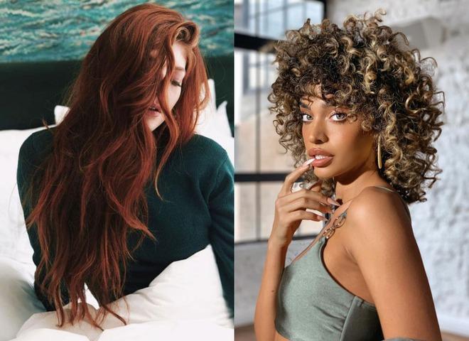 Цвет волос на весну 2020