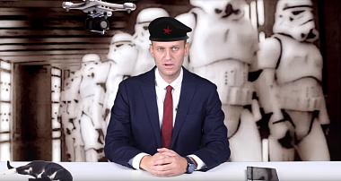 Навальный побеждает Золотова