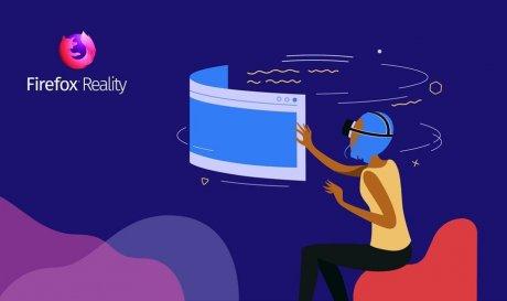 Firefox представила Reality — браузер для виртуальной и дополненной реальности