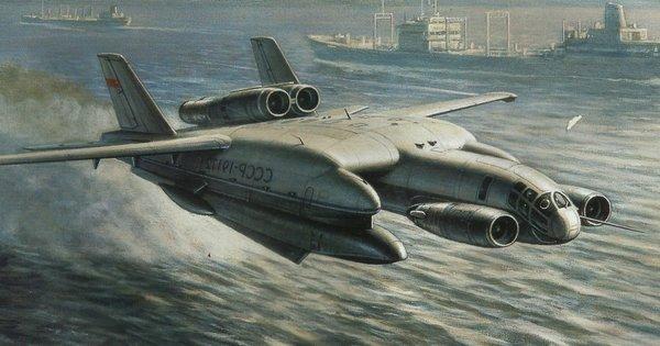Головная боль НАТО: Россия восстановила секретный советский самолет BB-14