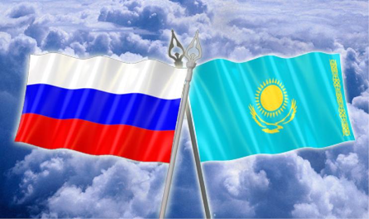 Русский турист в Казахстане