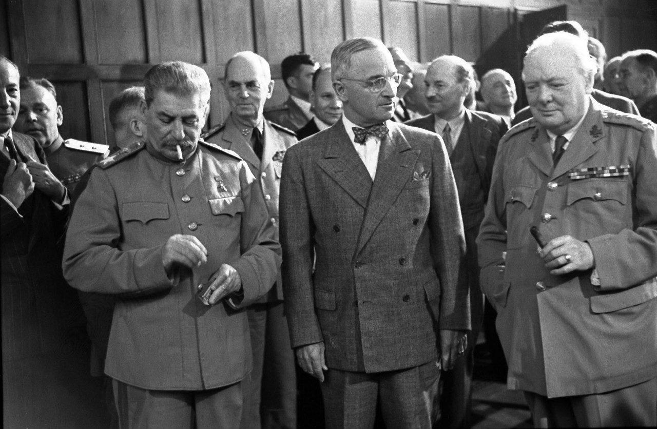 Мнение Сталина о фултоновско…