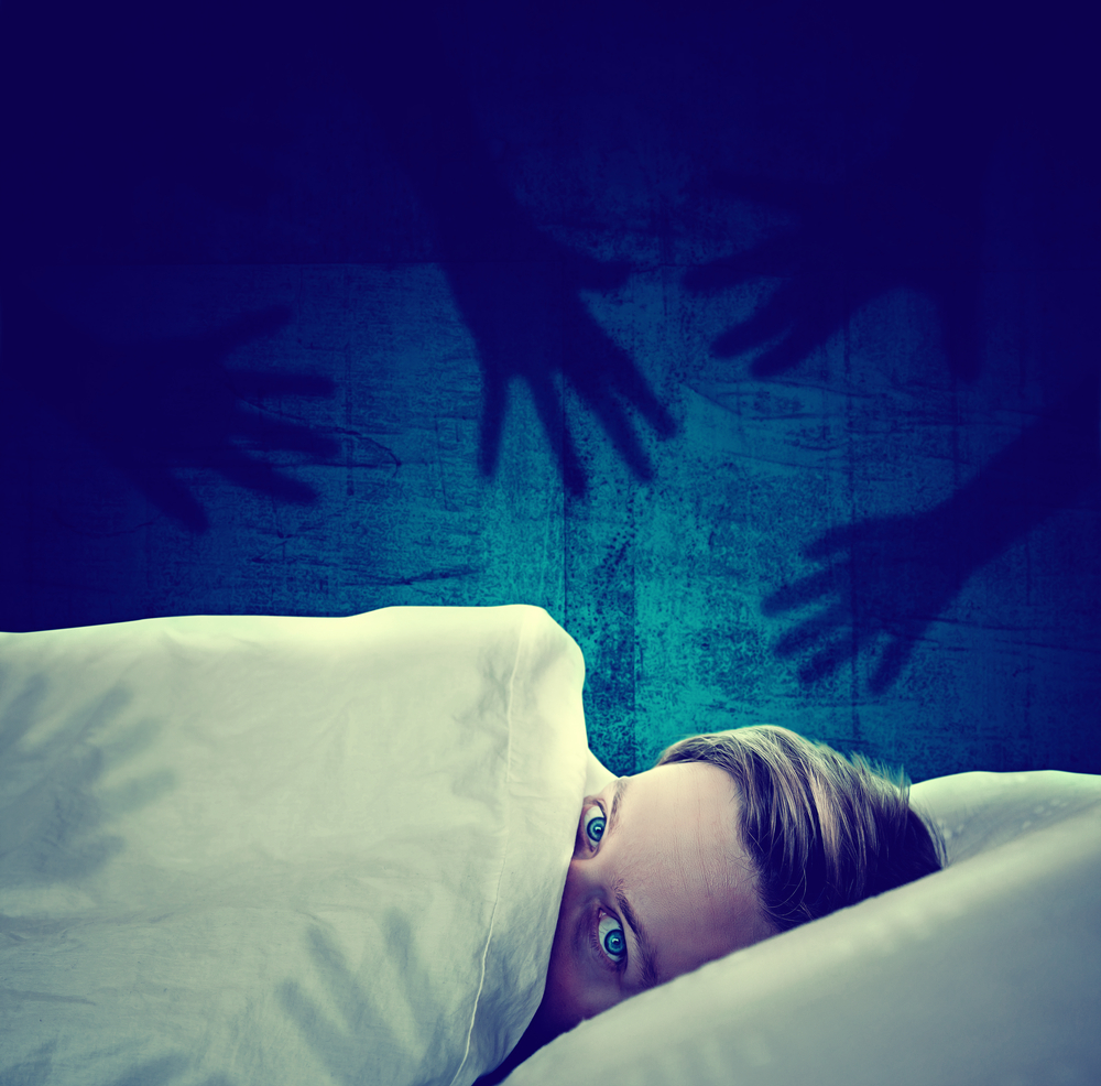 Сонный паралич - такое бывает и это не опасно