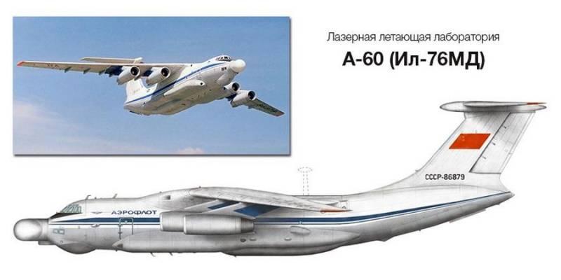 «Звёздные войны» и советский ответ. Боевой орбитальный лазер «Скиф» оружие